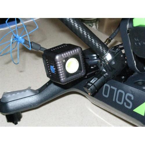 3DR Solo Stealth Retracts Accessory Bay Adapter, Cross Brace & Leg