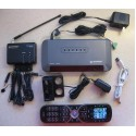 URC MX-880 Universal Remote, Desk Top Charging Cradle, MRF-350, MRF-250, IR TX's, CCP Complete Control Program Setup Software & USB Programming Cable KIT