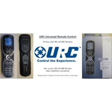 We Buy Used URC Universal Remote Control MX-880 Remotes. Sell Us Your Used Remotes